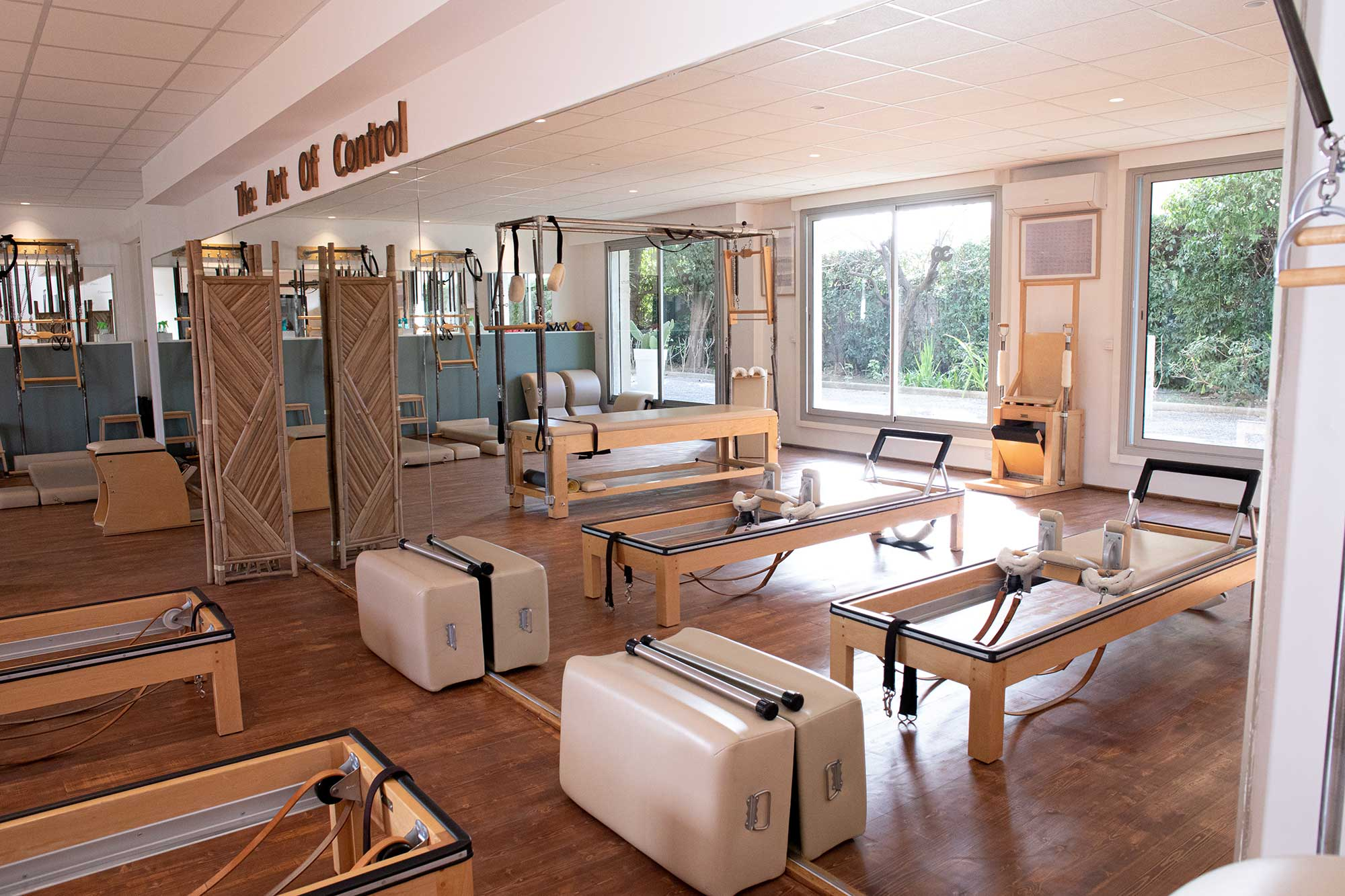 Le-studio-Pilates-The-Art-Of-Control-à-cagnes-sur-mer